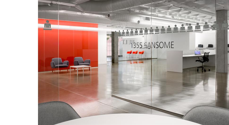 HULT INTERNATIONAL BUSINESS SCHOOL Interior Design Tsao Group